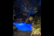 pool lighting accents hampton roads