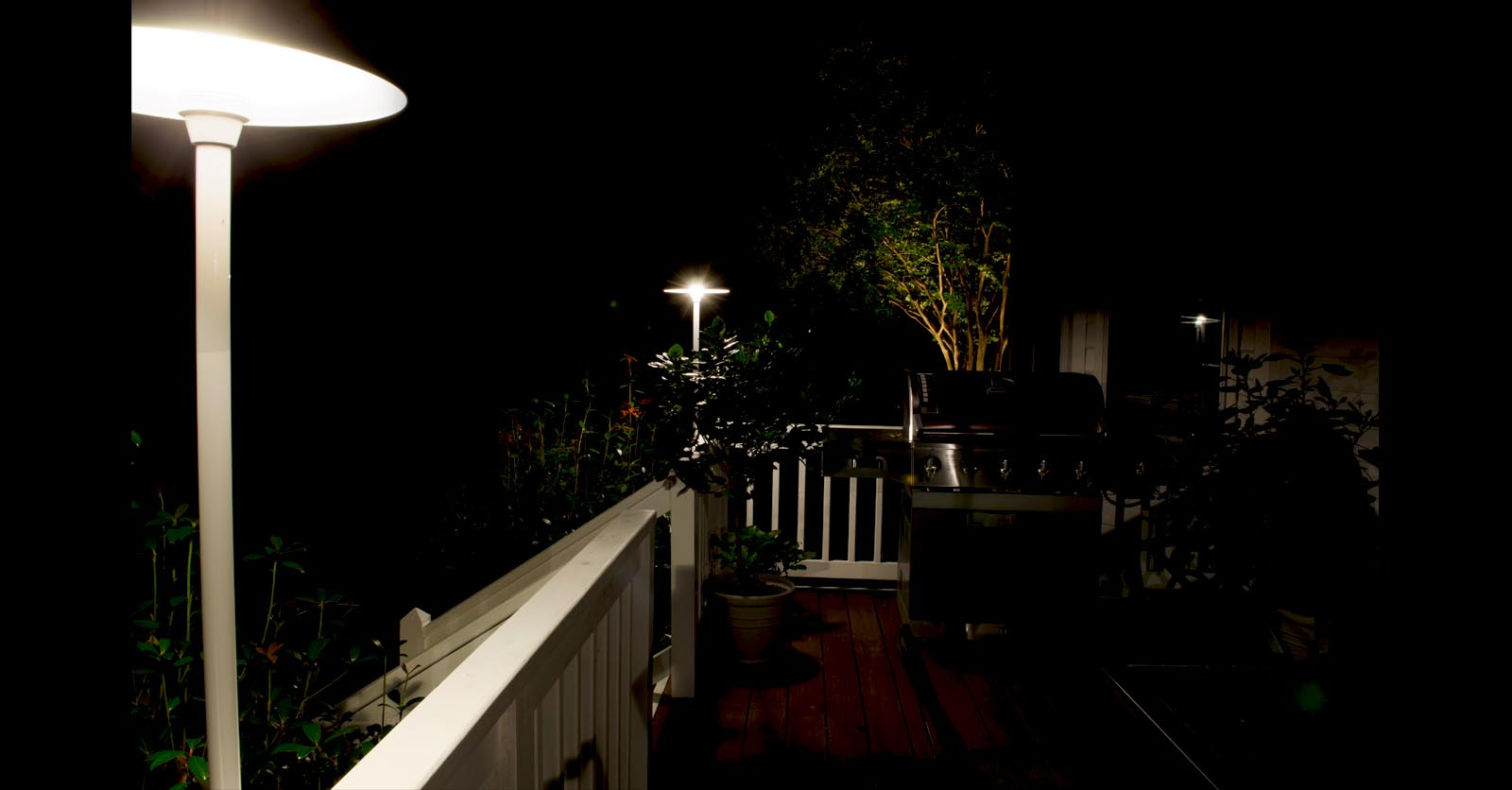 deck lighting hampton virginia