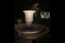 water feature lighting chesapeake
