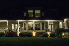 chesapeake outdoor lighting contractor