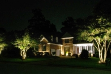 residential exterior lighting hampton