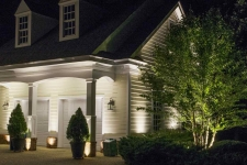 exterior lighting electricians