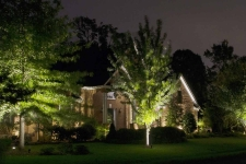 va landscape lighting contractors