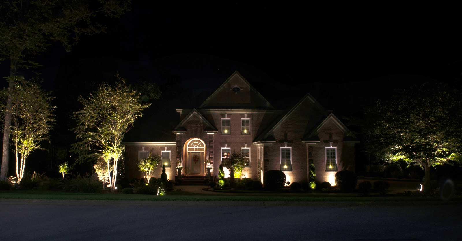 virginia beach landscape lighting