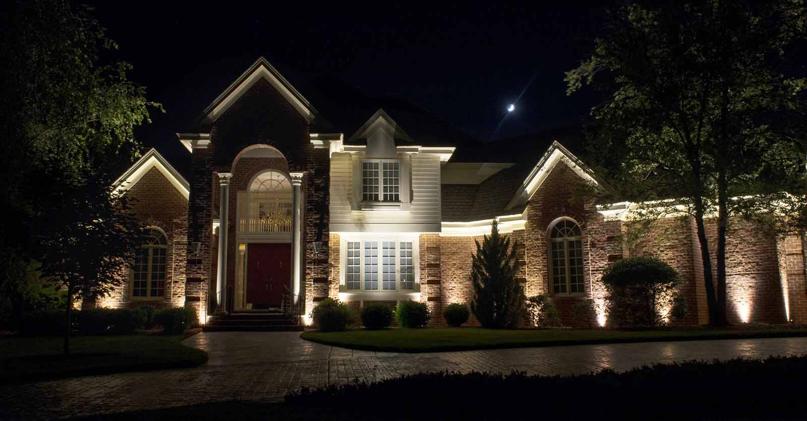 virginia beach curb appeal lighting