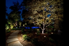 landscape lighting accents newport news