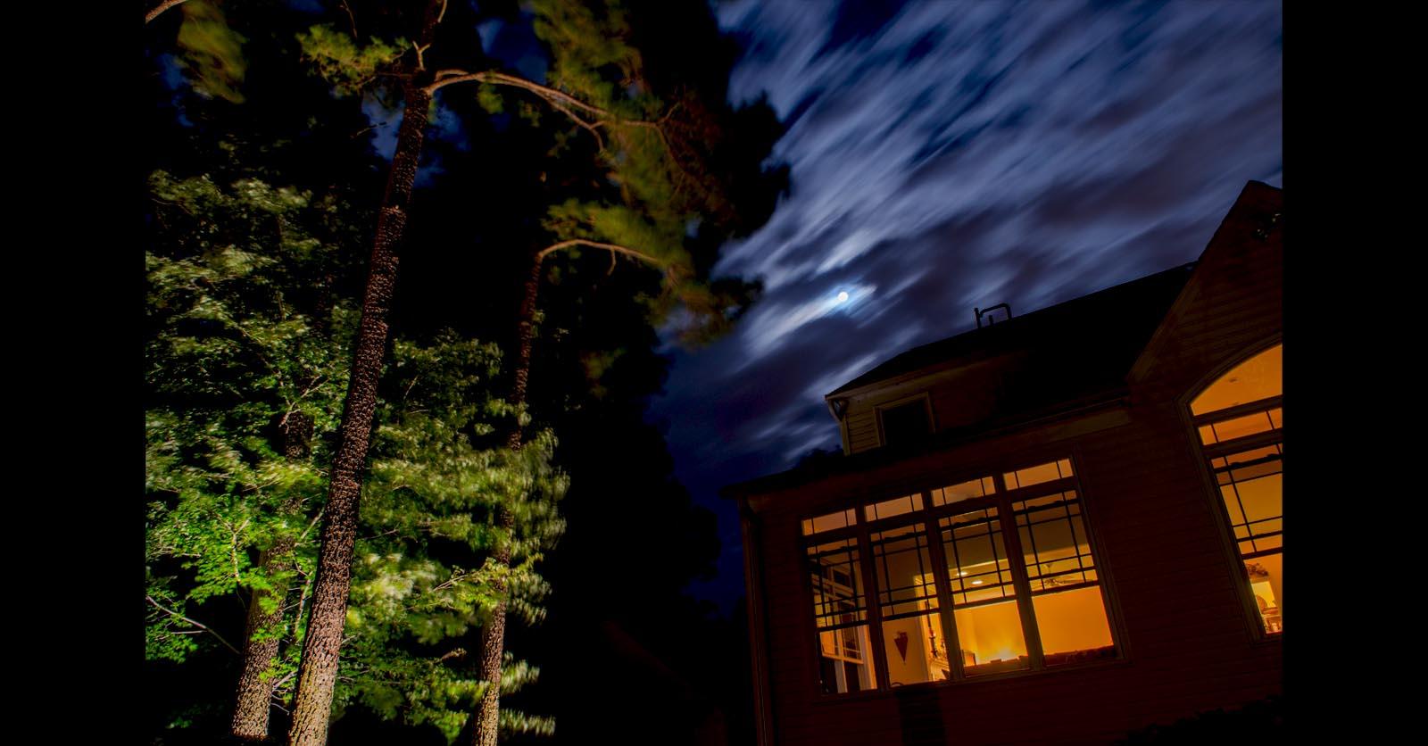 exterior light installation company newport news