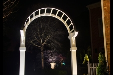 decorative lighting installation hampton va