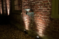 exterior wall lighting york county