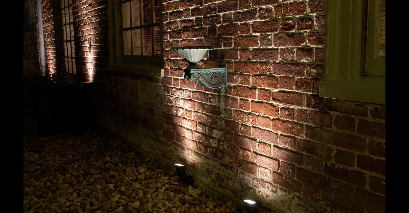 exterior wall lighting york county