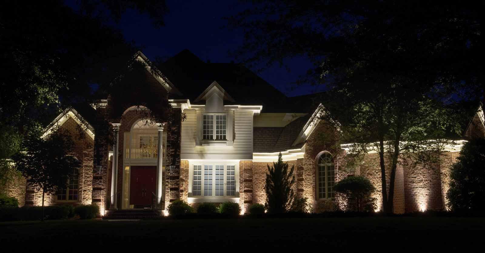 yorktown exterior lights