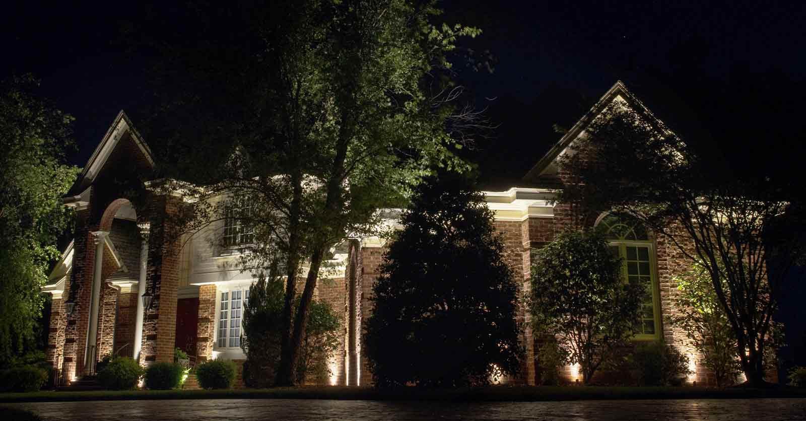 williamsburg exterior lighting contractors