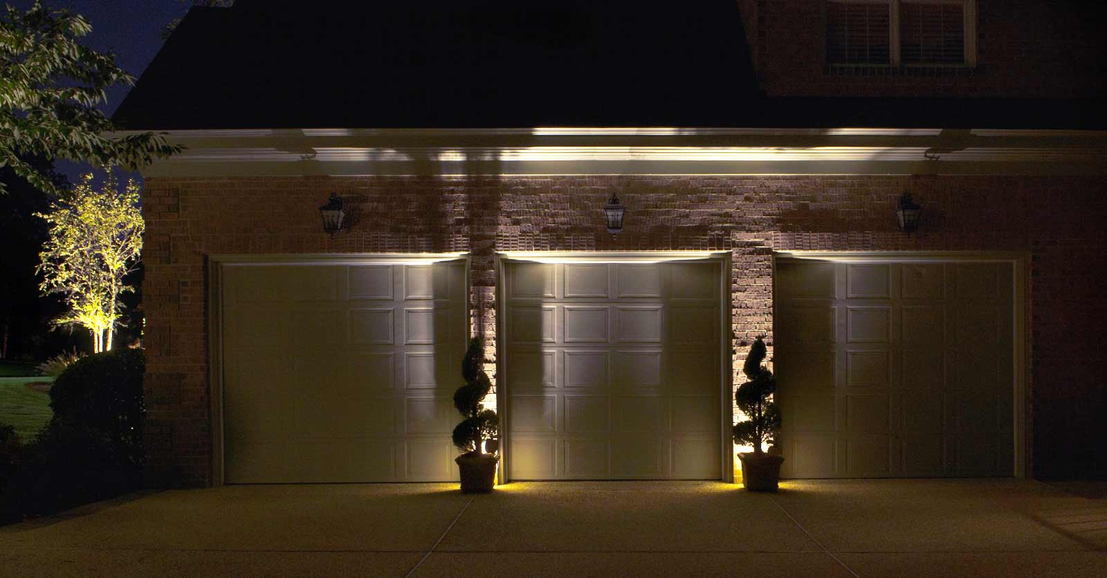 yorktown garage lighting company