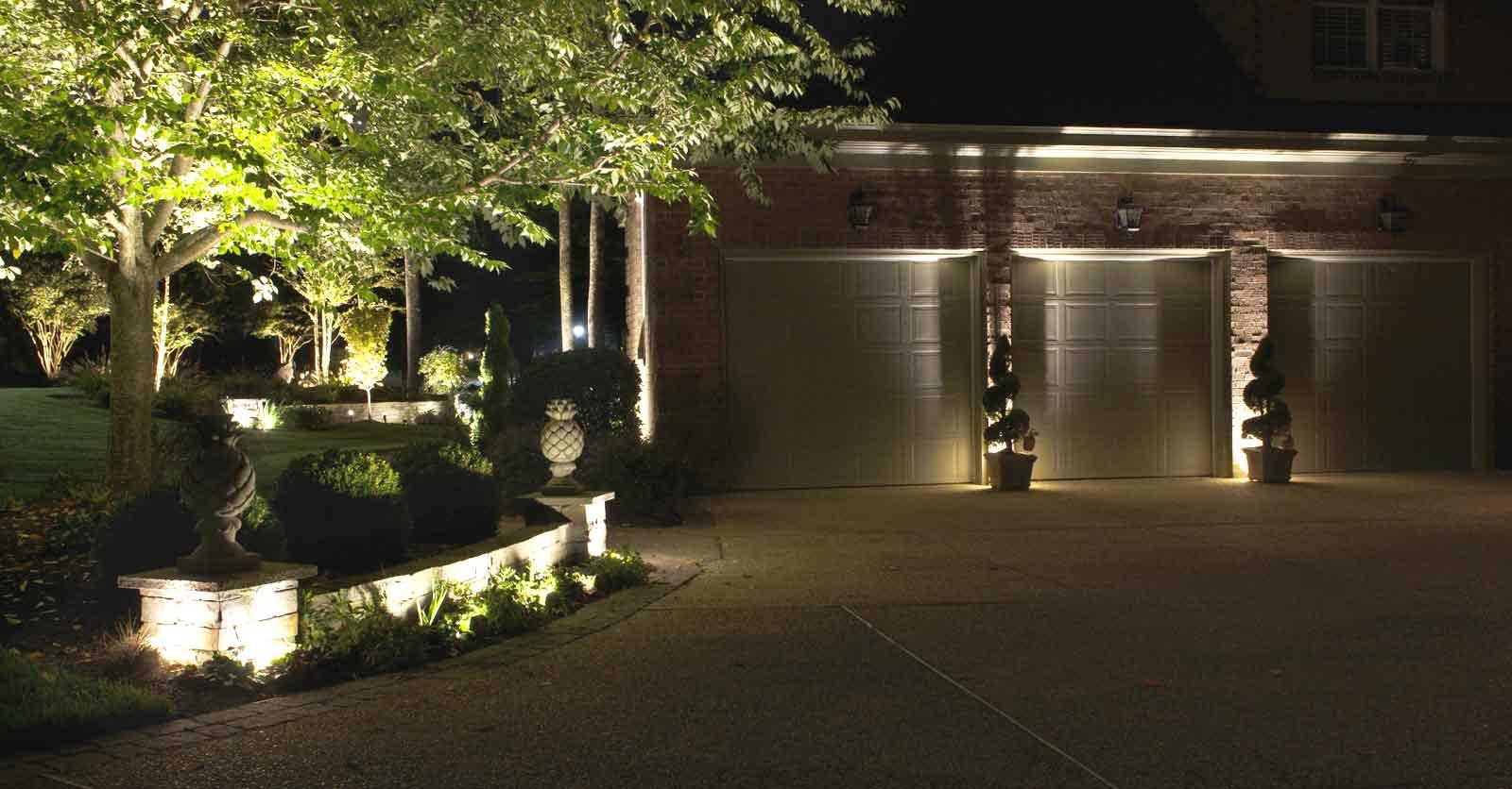 exterior home lighting williamsburg