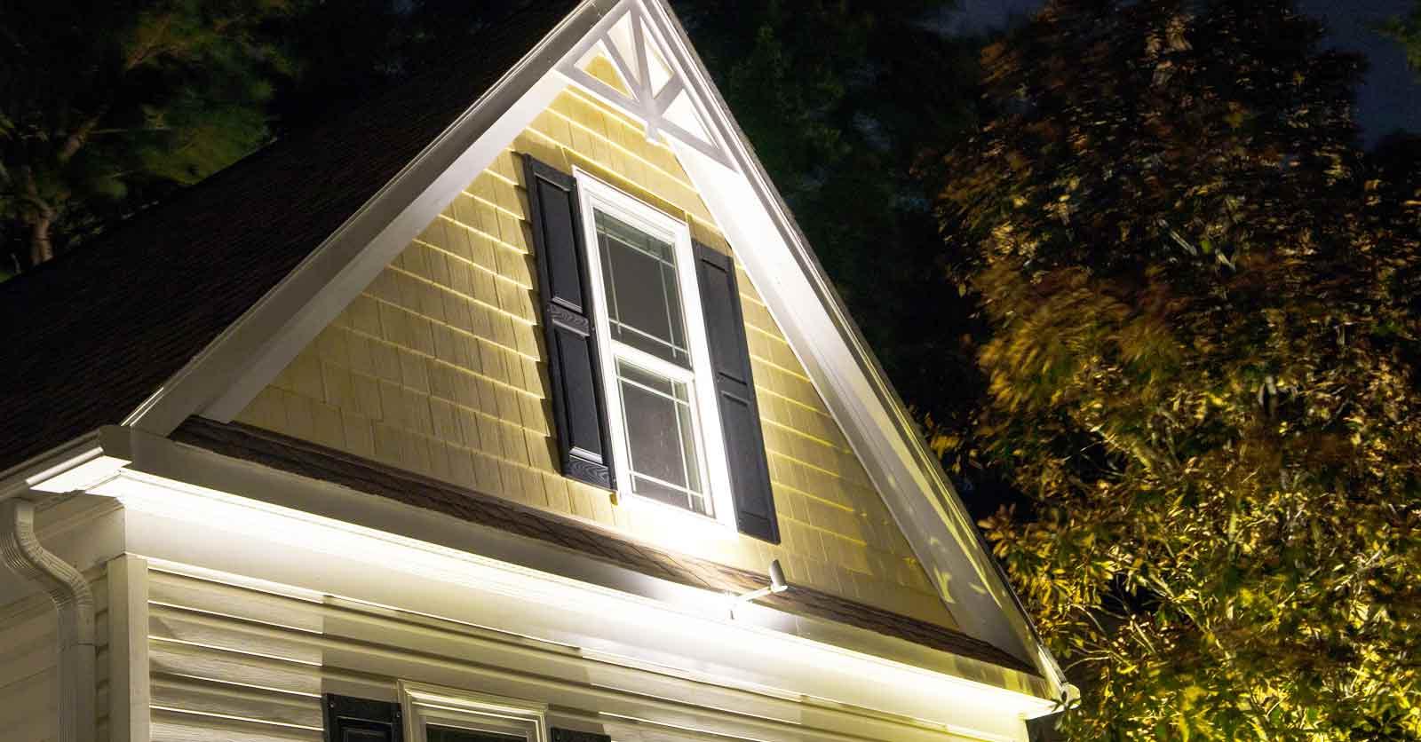 home exterior lighting norfolk