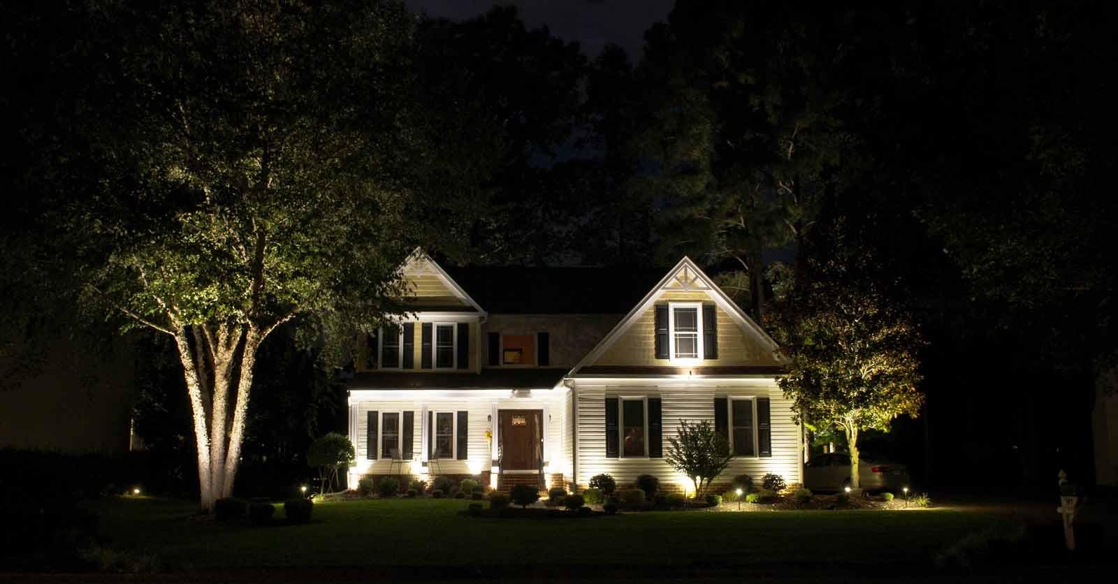 james city county yard lighting