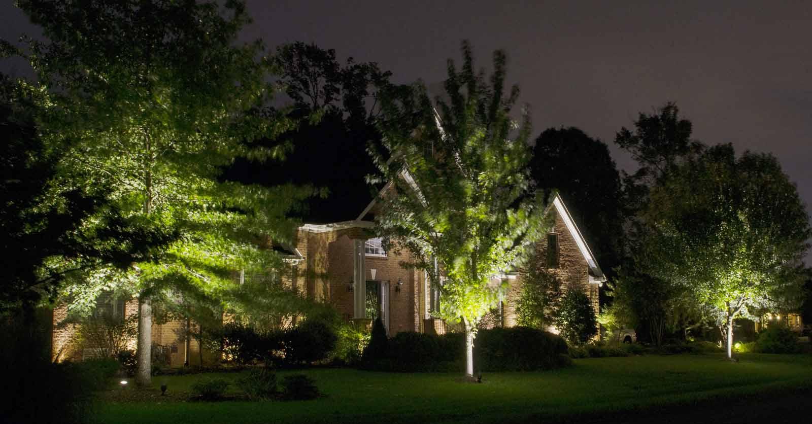 va landscape lighting contractors
