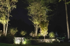 landscape lighting hampton roads