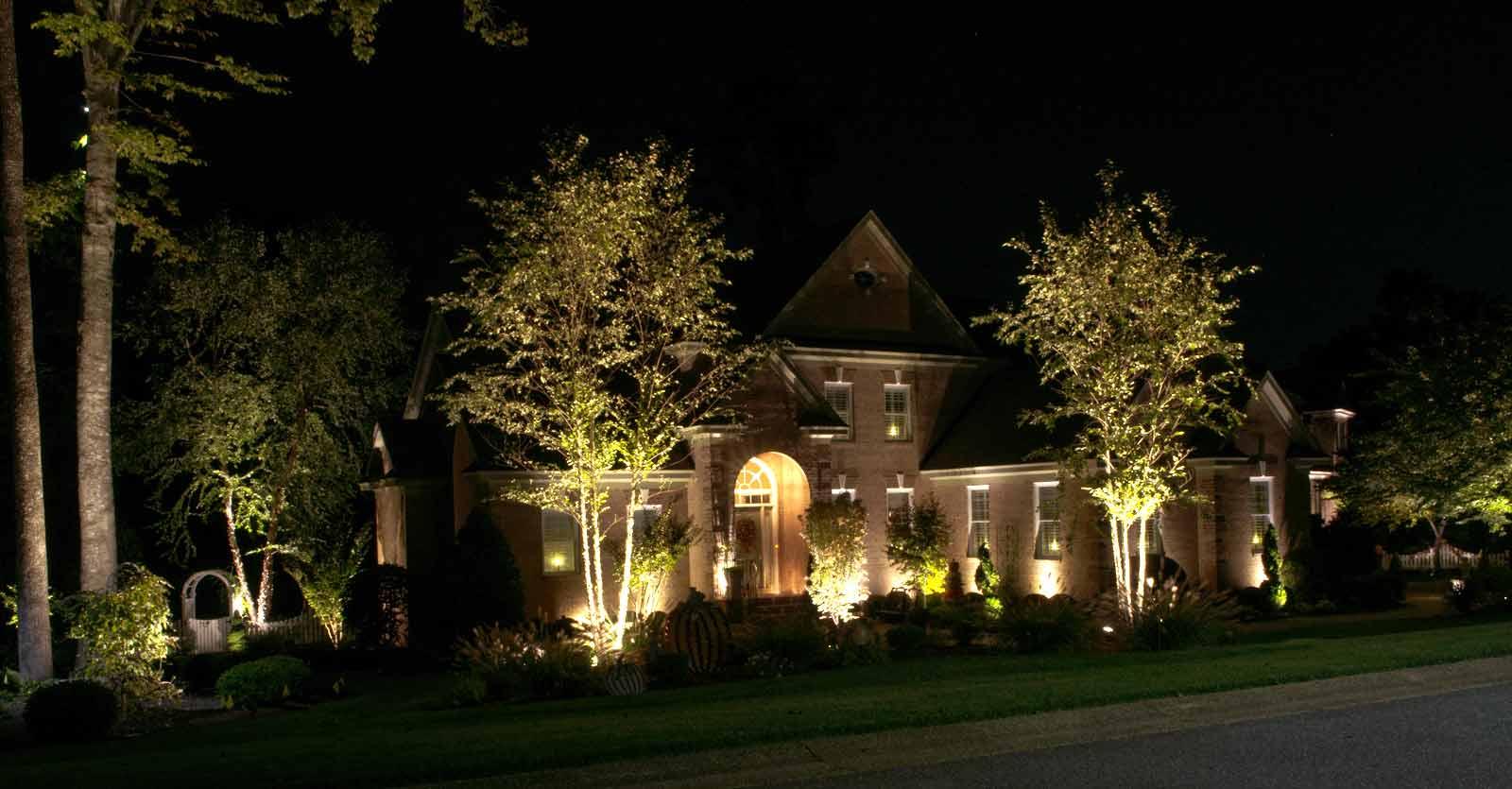 home exterior lighting newport news