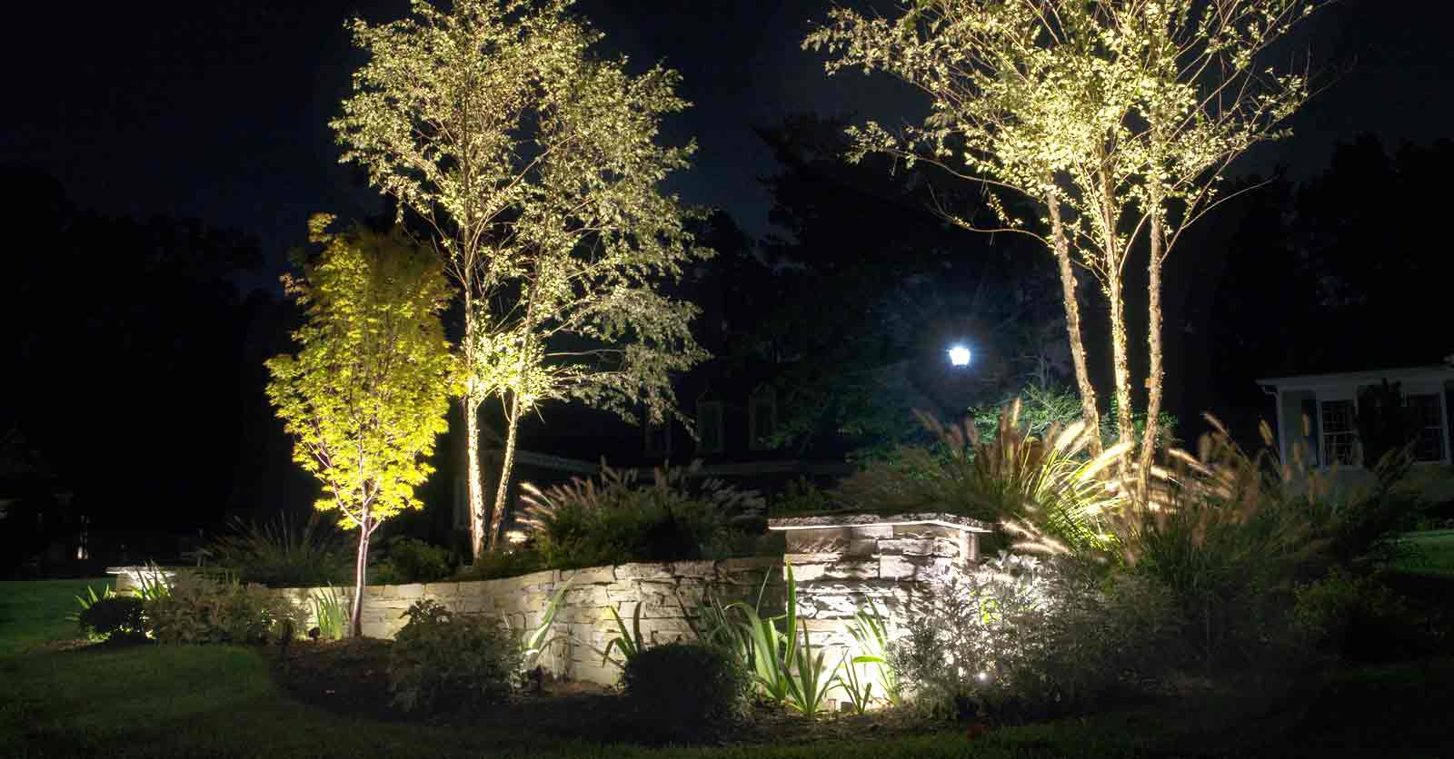 landscape lighting james city county