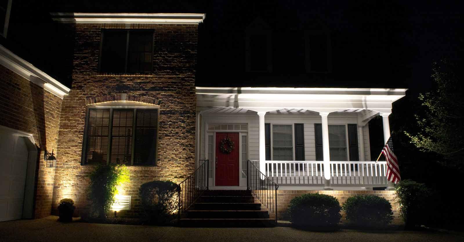 williamsburg exterior lighting companies
