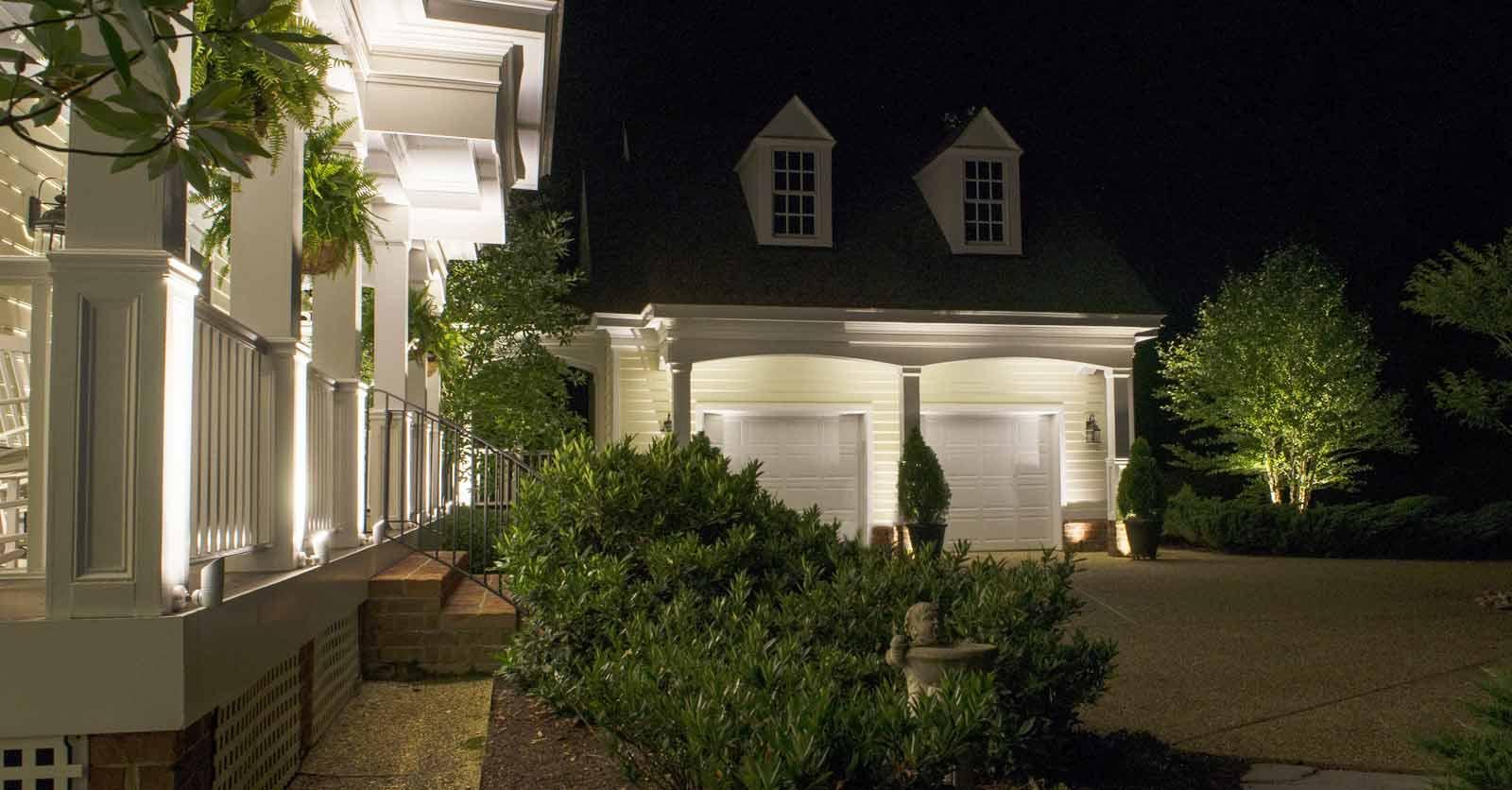 home lighting outdoor hampton